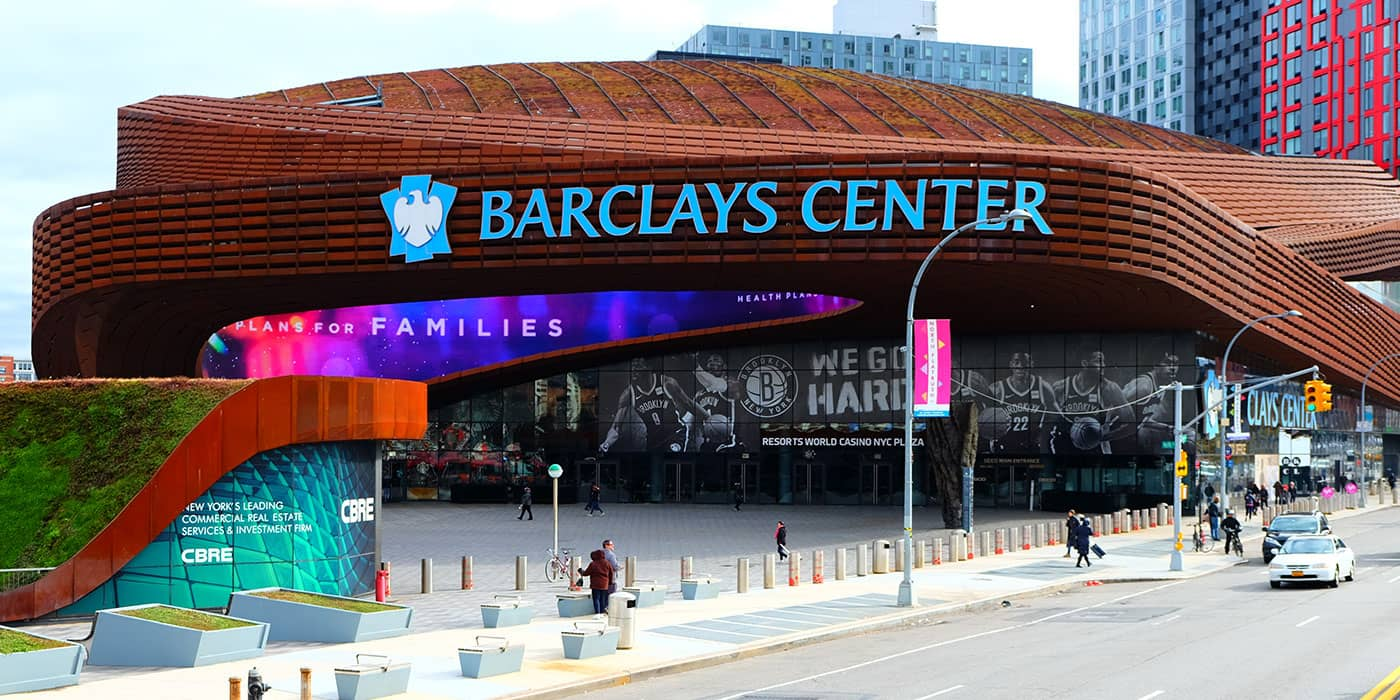 Tickets para los Brooklyn Nets - Barclays Center