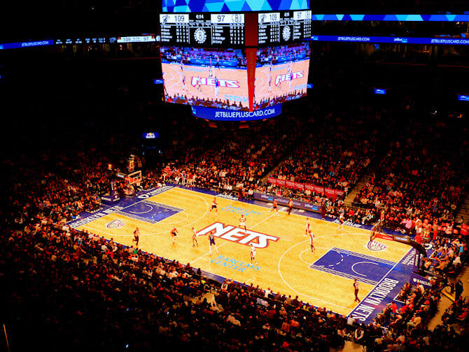 Tickets para los Brooklyn Nets - Partido