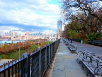 Tour por Brooklyn - Brooklyn Heights Promenade