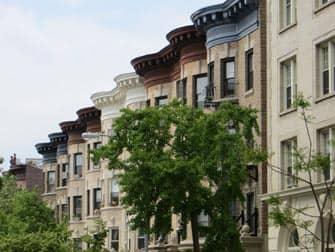 Tour por Brooklyn - Casas en Prospect Park