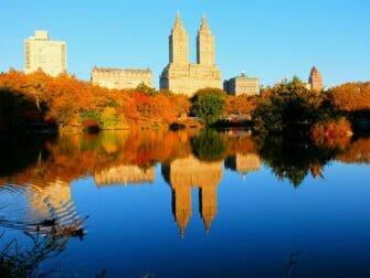 Central Park Movie Tour - Reservoir