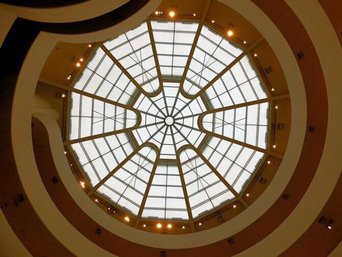 Guggenheim Museum en Nueva York - Interior