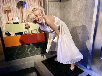 Madame Tussauds en Nueva York - Marilyn Monroe