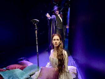 Madame Tussauds en Nueva York - The Phantom of the Opera