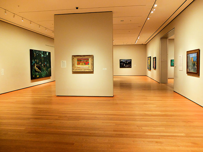 MoMA Museum of Modern Art en Nueva York - Tour VIP