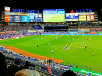 Tickets para el New York City FC - Yankee Stadium