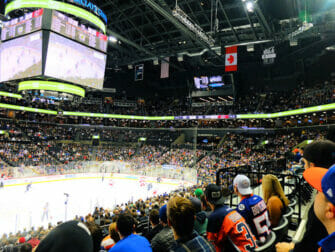 Tickets para los New York Islanders - Barclays Center