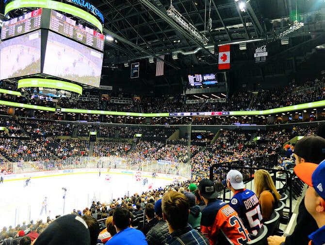 Tickets para los New York Islanders - Barclays Center