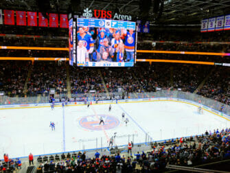 Tickets para los New York Islanders - Grada