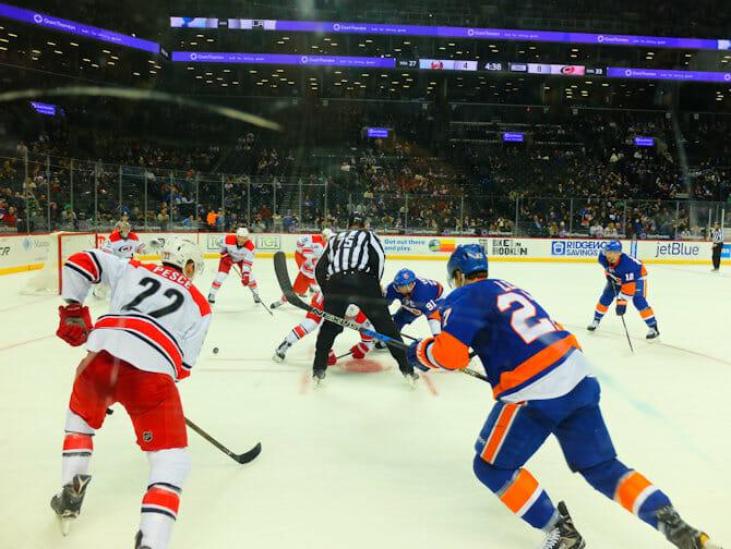 Tickets para los New York Islanders - Partido