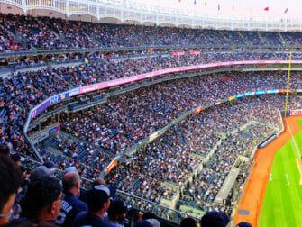 Tickets para los New York Yankees - Público
