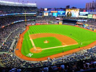 Tickets para los New York Yankees - Campo de juego
