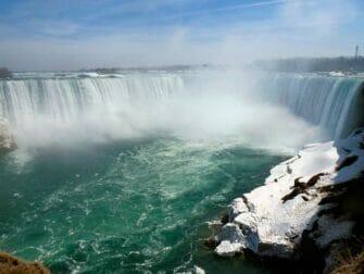 New York to Niagara Falls by Plane Day Trip Niagara Falls