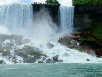 Excursión de 2 días a Niagara Falls - Bride Veil Falls