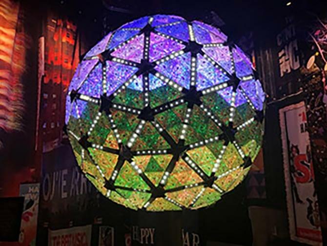 Museo Ripley's Believe It or Not! en Nueva York - Ball Drop Times Square