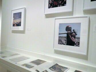 The International Center of Photography en Nueva York - Exposición