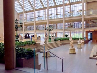 Metropolitan Museum of Art en Nueva York - American Wing