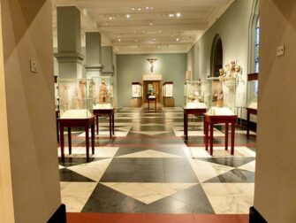 Metropolitan Museum of Art en Nueva York - Exposición