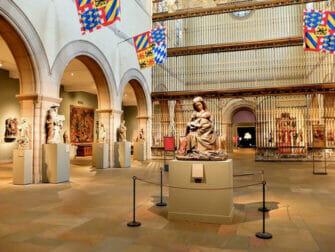 Metropolitan Museum of Art en Nueva York - Arte Medieval