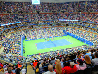 Tickets para el US Open Tennis - Partido de Tenis