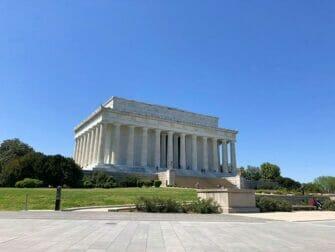 Excursion de un dia a Washington DC - Lincoln Memorial