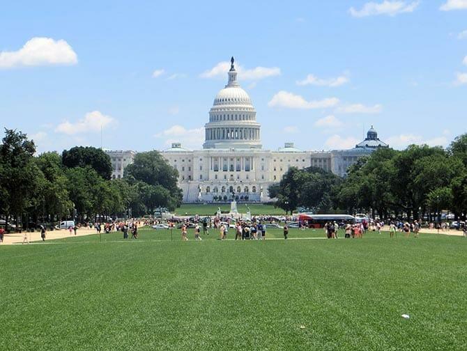 Excursión de un día a Washington D.C - Capitolio