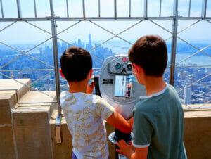 Qué hacer con niños en Nueva York