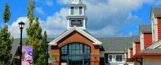 Woodbury Common Premium Outlet Center en Nueva York