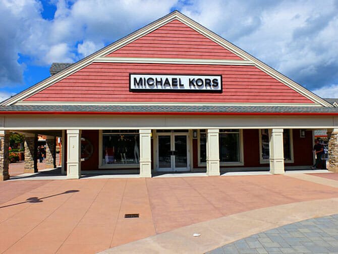 Woodbury Common Premium Outlet Center en Nueva York - Michael Kors