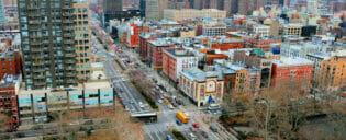 Lower East Side en Nueva York