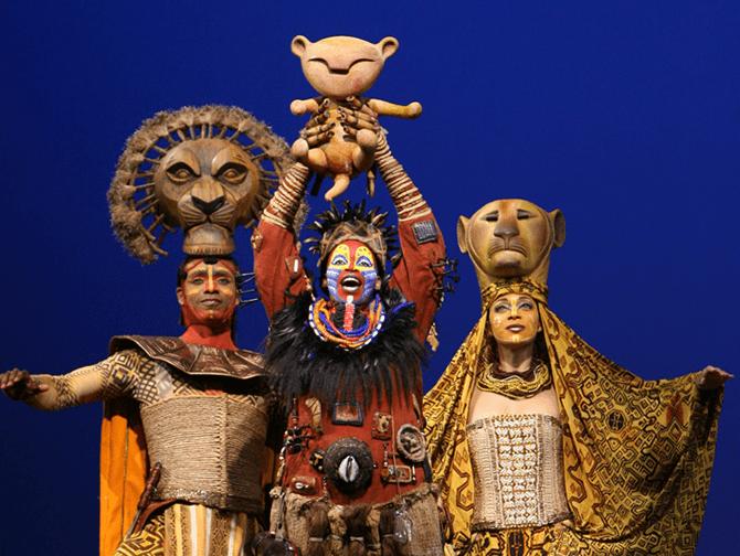 Tickets para The Lion King en Broadway - Rafiki