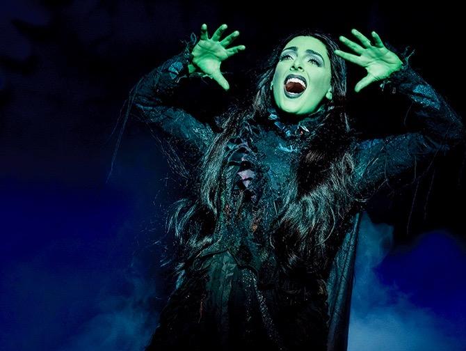 Tickets para Wicked en Broadway - Elphaba