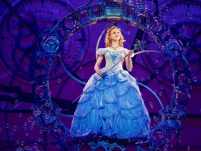 Tickets para Wicked en Broadway - Glinda