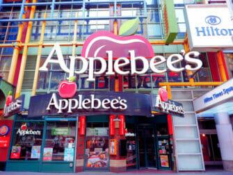 Comer con ninos NYC - Applebees