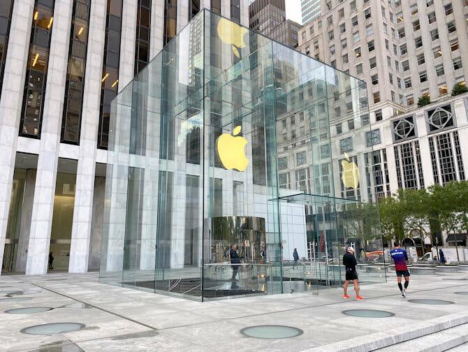 Electrónica y gadgets en NYC - Tienda Apple