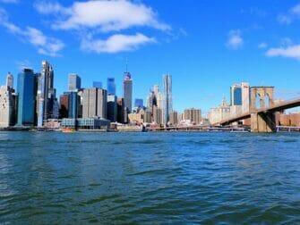Pizza tour por Brooklyn y Coney Island - Brooklyn Bridge Park