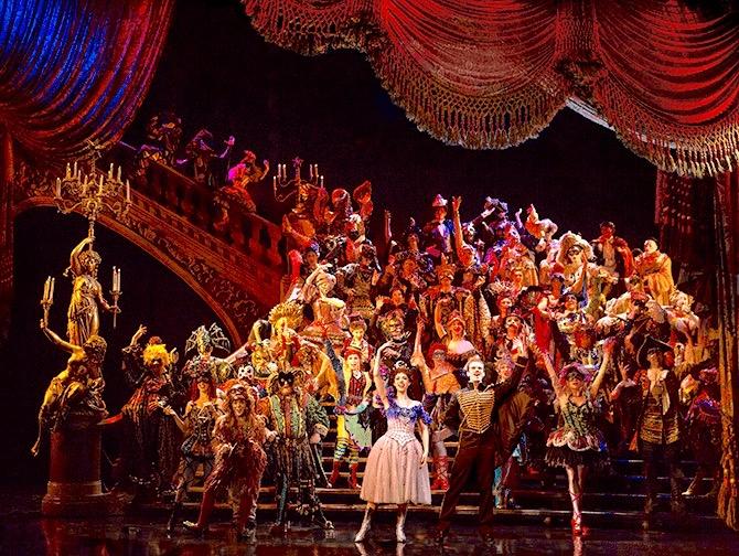 Tickets para The Phantom of the Opera en Broadway - El baile de máscaras