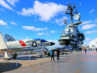 Veterans Day en NYC - Intrepid Museum