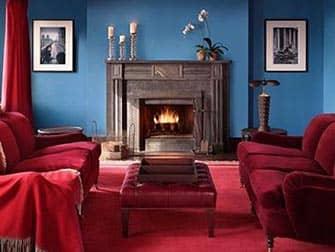 Hoteles románticos en NYC - Gramercy Park Hotel