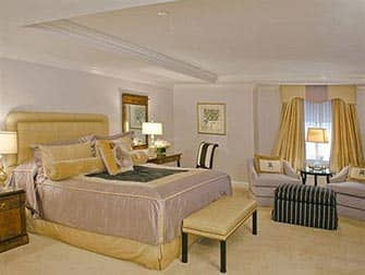 Hoteles románticos en NYC - Michelangelo
