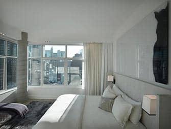 Hoteles románticos en NYC - The James