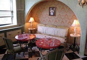 Hoteles románticos en NYC - The Jane Hotel