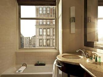 Hoteles románticos en NYC - The W Hotel Union Square