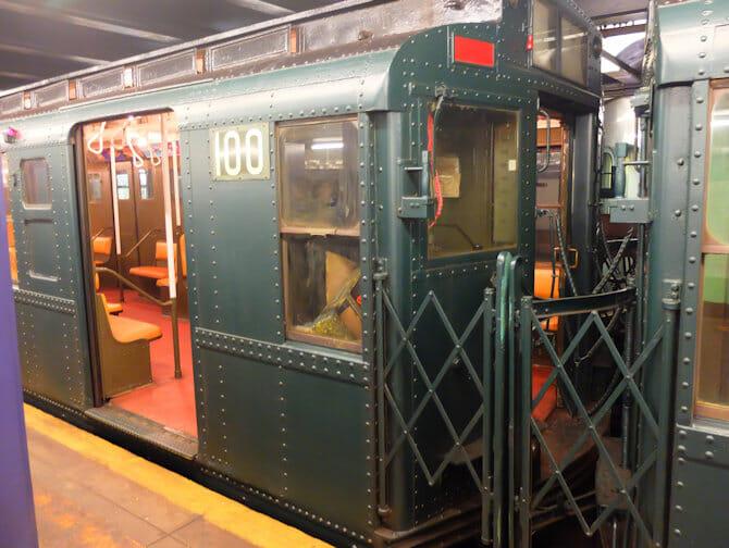 Trenes vintage en Nueva York- Special Train