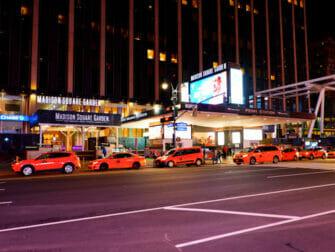 Madison Square Garden en Nueva York- Billboard