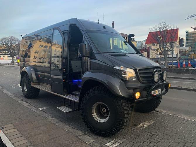 Escala en Islandia - Reikiavik