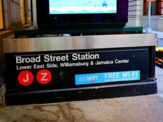 Wi-Fi gratis en Nueva York - Wi-Fi en 5th Avenue Station