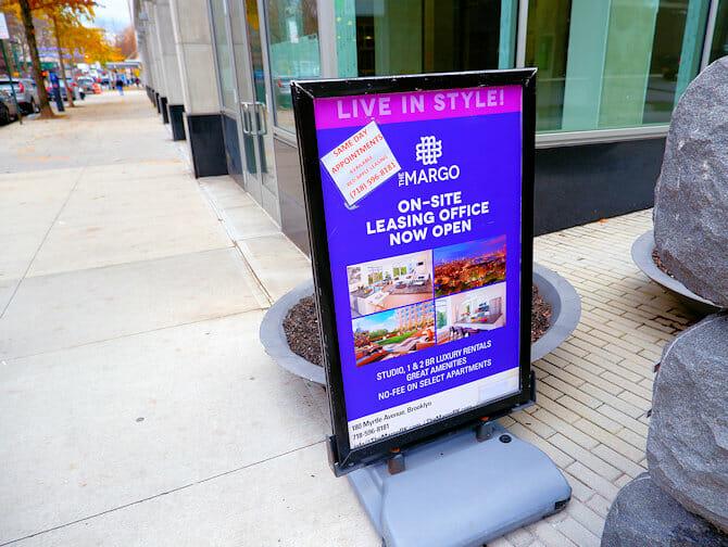 Trabajar y vivir en Nueva York - Anuncio alquiler de apartamento