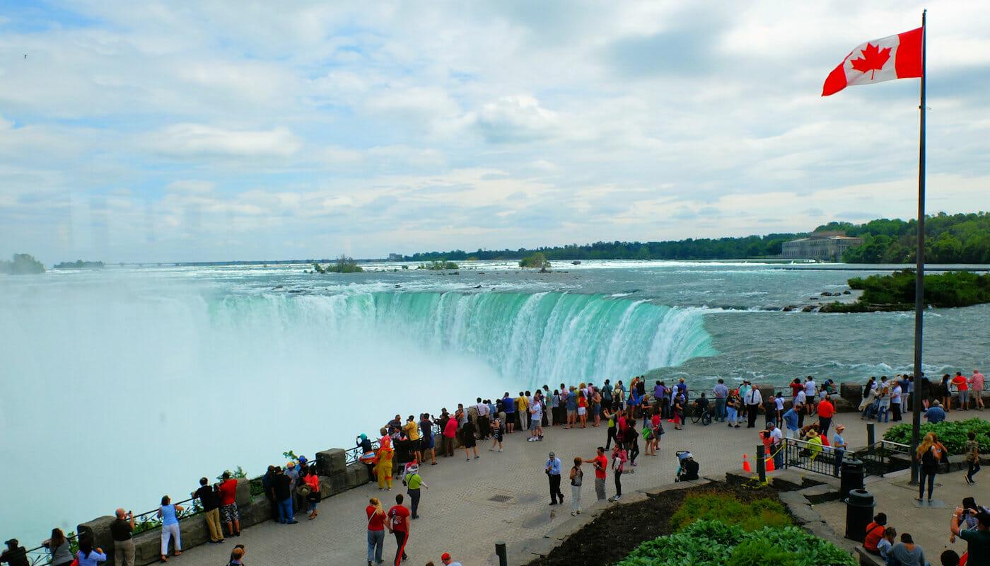 Excursión a Niagara Falls en avión privado - Canadá