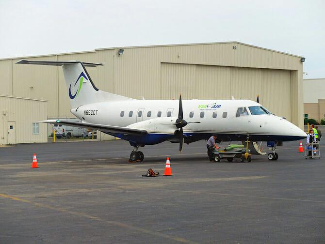 Excursion a Niagara Falls en avion privado - avion